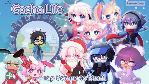 Gacha Life 1 Casual Role Playing Game For Free Pc Download